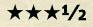 3 half stars About