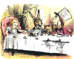 Mad Hatter Tea Party 300x237 Tea Party: The Documentary Film