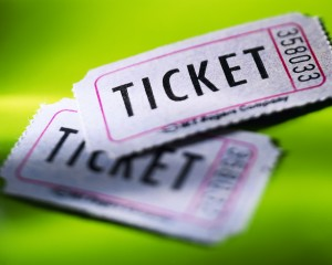 pair o tickets 300x240 Win free tickets on our Facebook page