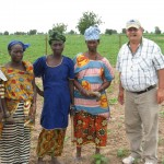 A Kansas Farmer goes to Africa