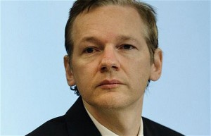 Assange 300x193 Wikileaks set to take on corporate America