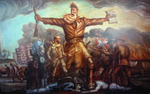 John Brown Whats still the Matter with Kansas?